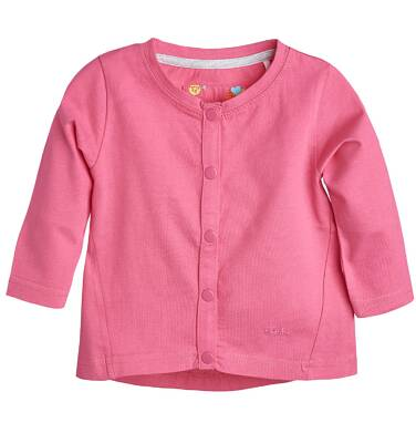Bluza rozpinana na napy dla dziewczynki 3-36 m-cy N81C011_1