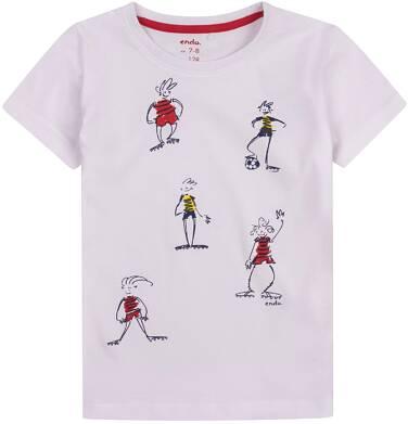 Endo - T-shirt dla chłopca 4-8 lat C71G183_1