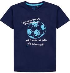 T-shirt dla chłopca 4-8 lat C71G078_1
