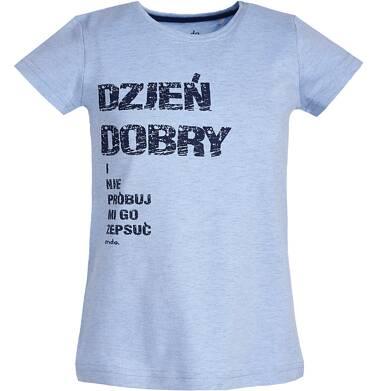 Endo - T-shirt z krótkim rękawem dla dziewczynki 3-8 lat D81G178_1