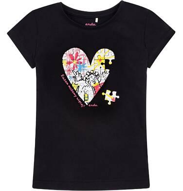 Endo - Razem możemy więcej - T-shirt dla dziewczynki 3-8 lat D72G155_2