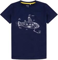 T-shirt dla chłopca 4-8 lat C71G137_1