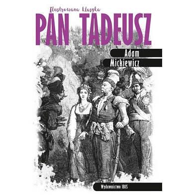 Endo - Pan Tadeusz. Ilustrowana klasyka BK92108_1
