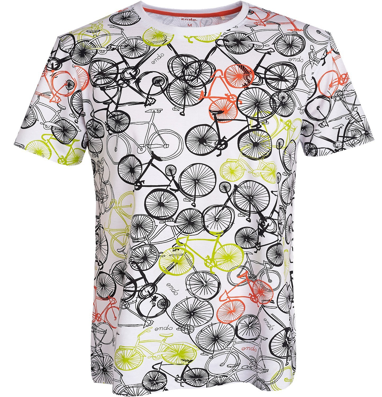 Endo - T-shirt męski Q81G021_1