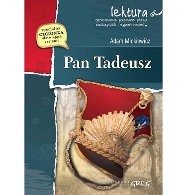 Endo - Pan Tadeusz. Lektura z opracowaniem BK92109_1