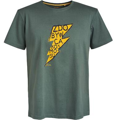 Endo - T-shirt męski Q81G026_1