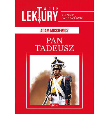 Endo - Pan Tadeusz. Twoje lektury (miękka oprawa) BK92110_1