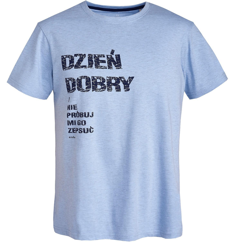 Endo - T-shirt męski Q81G029_1