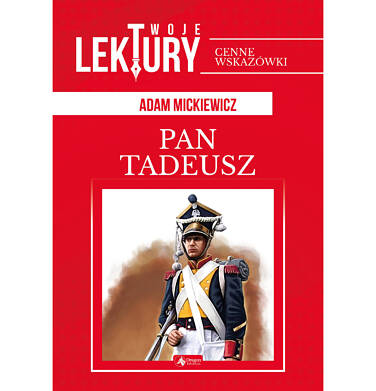 Endo - Pan Tadeusz. Twoje lektury (twarda oprawa) BK92111_1