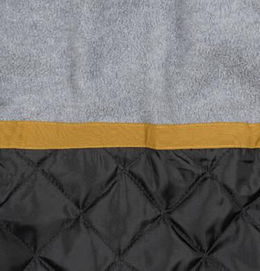 Endo - Zimowa kurtka parka dla chłopca 9-13 lat, Stop, widzisz mnie, czarna, ciepła C92A504_2,6