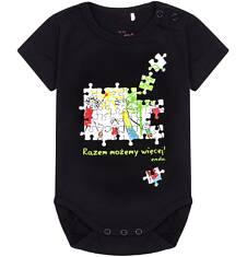 Endo - Razem możemy więcej - body dla chłopca 1-6 m-cy N72M044_2