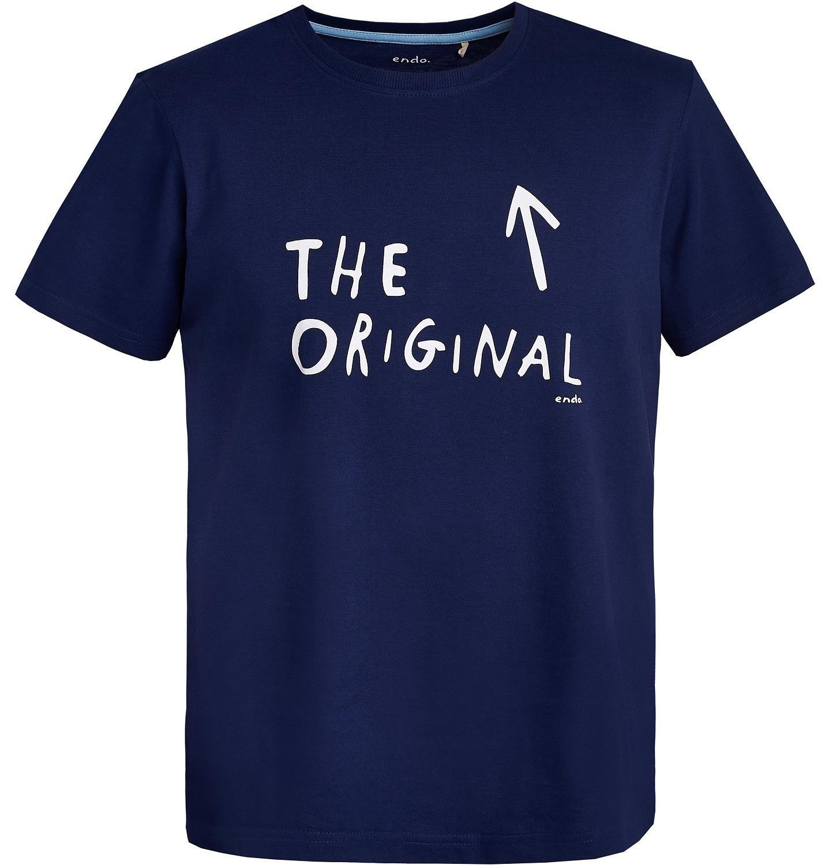 Endo - T-shirt męski Q81G032_1
