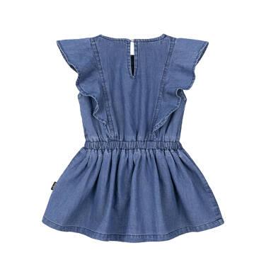 Endo - Sukienka z krótkim rękawem dla dziecka 0-3 lata N91H017_1