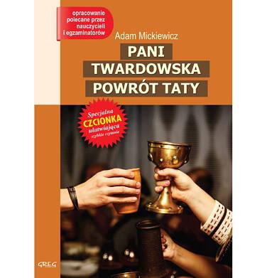 Endo - Pani Twardowska. Powrót taty BK92112_1