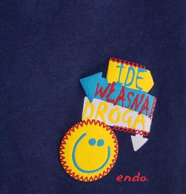 Endo - T-shirt dla chłopca 4-8 lat C71G010_1