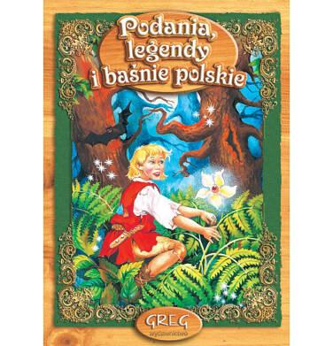 Endo - Podania, legendy i baśnie polskie BK92113_1