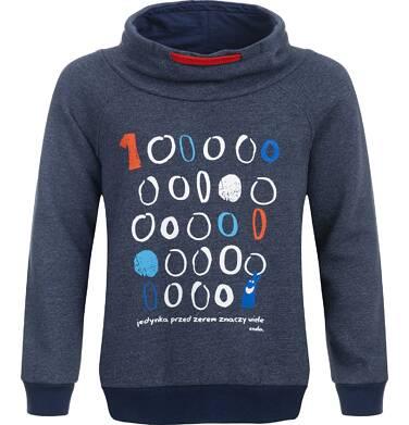 """Endo - """"Jedynka przed zerem znaczy wiele"""" Bluza dla chłopca 9-13 lat C82C514_1"""
