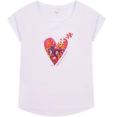 Endo - Razem możemy więcej - bluzka damska z krótkim rękawem Y72G017_1