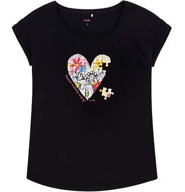 Endo - Razem możemy więcej - bluzka damska z krótkim rękawem Y72G017_2