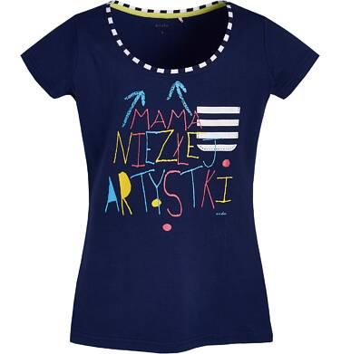 Endo - T-shirt damski Y81G026_1