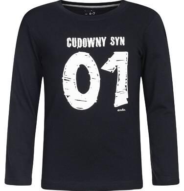 Endo - T-shirt z długim rękawem dla chłopca 3-8 lat C82G130_1