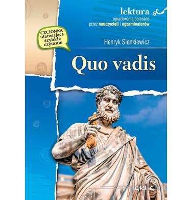 Endo - Quo vadis. Lektura z opracowaniem BK92117_1