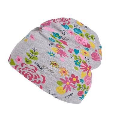 Endo - Czapka z cienkiej dzianiny dla dziewczynki 0-3 lata N81R007_1