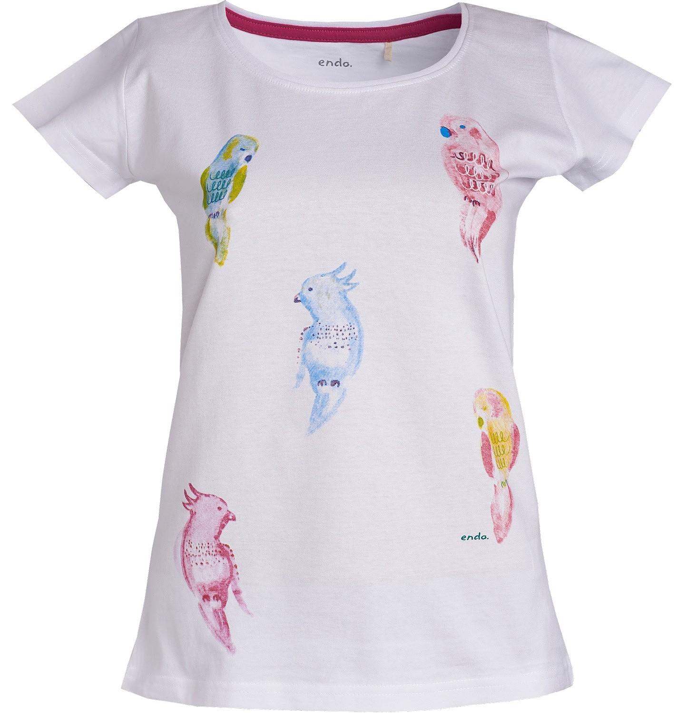 Endo - T-shirt damski Y81G030_1