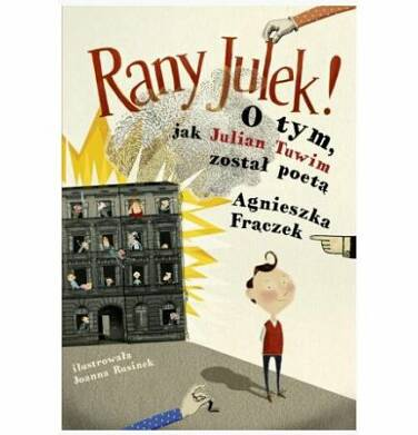 Endo - Rany Julek! O tym jak Julian Tuwim został poetą BK92119_1