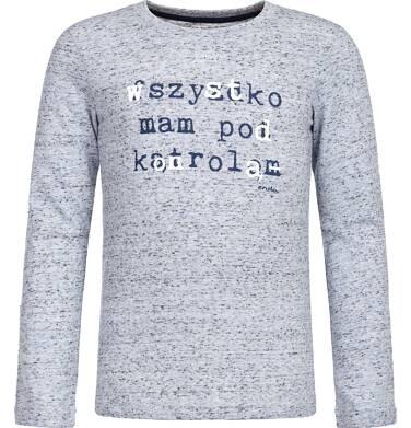 Endo - T-shirt z długim rękawem dla chłopca 9-13 lat C82G631_1