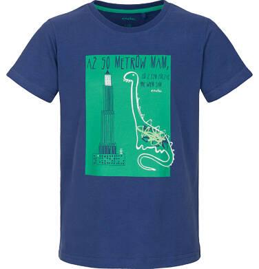 Endo - T-shirt z krótkim rękawem dla chłopca 3-8 lat C91G002_1