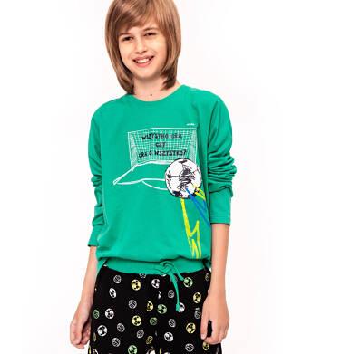 Endo - T-shirt z długim rękawem dla chłopca 9-13 lat C92G525_1