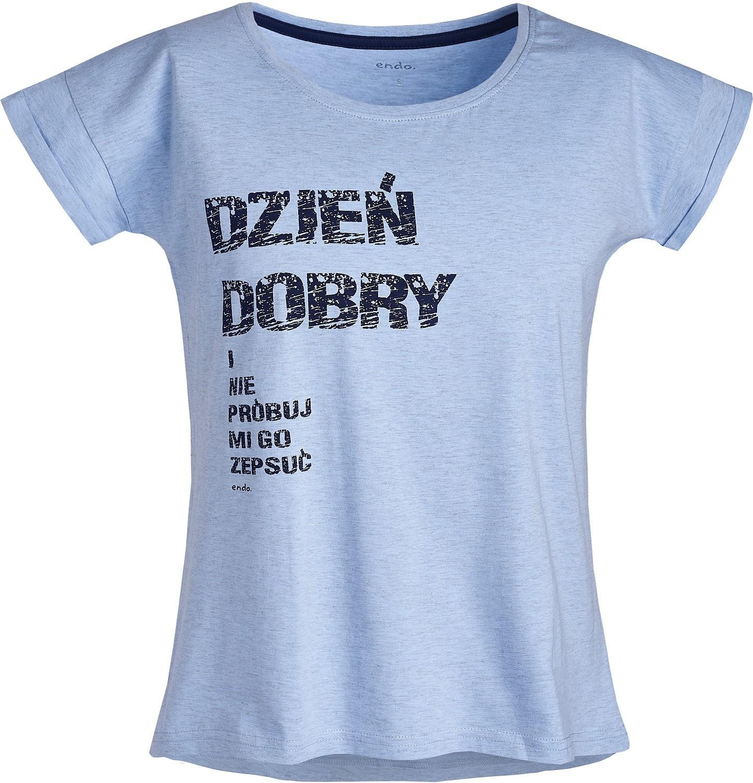Endo - T-shirt damski Y81G044_1