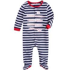 Pajac z długim rękawem  dla niemowlaka N71N017_1