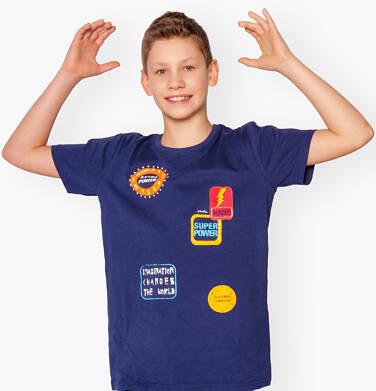 Endo - T-shirt dla chłopca 9-13 lat C81G554_1