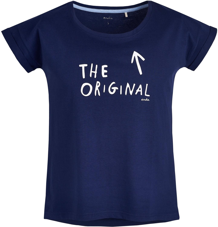 Endo - T-shirt damski Y81G046_1