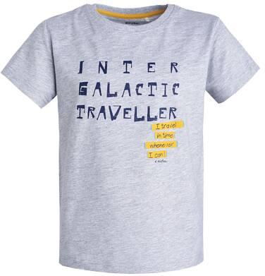 Endo - T-shirt z grafiką przód/tył dla chłopca 9-13 lat C81G556_1