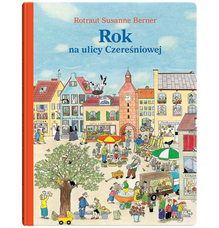 Endo - Rok na ulicy czereśniowej, Susanne Berner Rotraut, Dwie Siostry BK04150_1