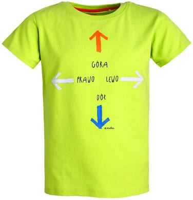 Endo - T-shirt dla chłopca 9-13 lat C81G560_1