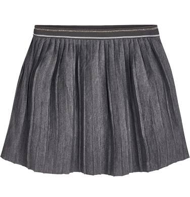 Endo - Plisowana spódnica dla dziewczynki 3-8 lat D82J002_1
