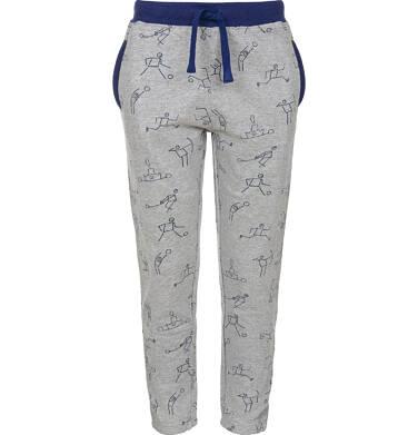 Endo - Spodnie dresowe dla chłopca 3-8 lat C91K053_1