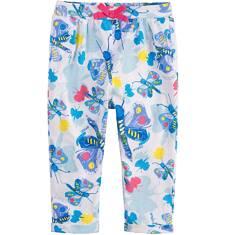 Spodnie dresowe z zakładkami  dla dziecka 0-3 lata N71K028_1