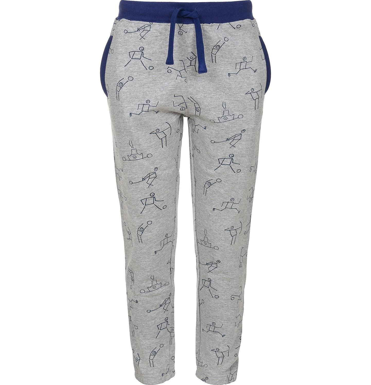 Endo - Spodnie dresowe dla chłopca 9-13 lat C91K553_1