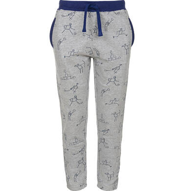 Spodnie dresowe dla chłopca 9-13 lat C91K553_1