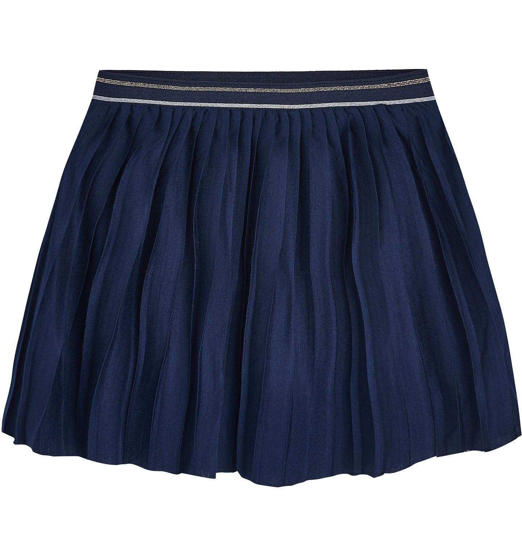 Endo - Plisowana spódnica dla dziewczynki 3-8 lat D82J002_2