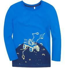Endo - T-shirt z długim rękawem dla chłopca 3-8 lat C72G077_2