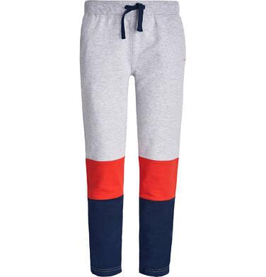 Endo - Spodnie dresowe dla chłopca 3-8 lat C81K017_3
