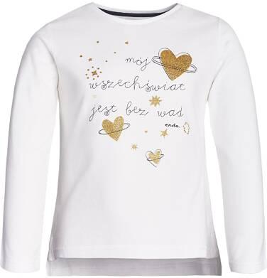 T-shirt dla dziewczynki 3-8 lat D82G037_1