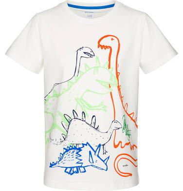 Endo - T-shirt z krótkim rękawem dla chłopca 3-8 lat C91G033_1