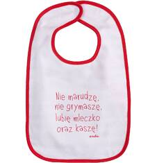 Endo - Śliniak dla niemowlaka N71M035_1